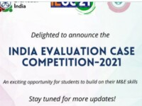 India Evaluation Case Competition 2021